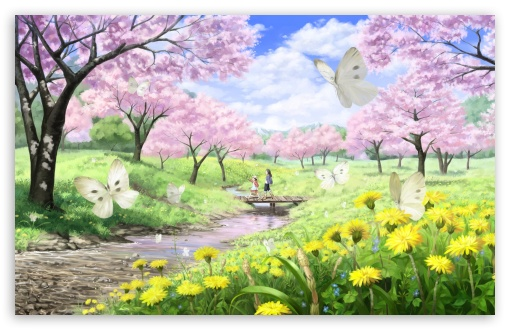 Spring Illustration HD wallpaper for Wide 16:10 5:3 Widescreen WHXGA WQXGA WUXGA WXGA WGA ; HD 16:9 High Definition WQHD QWXGA 1080p 900p 720p QHD nHD ; Standard 4:3 5:4 3:2 Fullscreen UXGA XGA SVGA QSXGA SXGA DVGA HVGA HQVGA devices ( Apple PowerBook G4 iPhone 4 3G 3GS iPod Touch ) ; Tablet 1:1 ; iPad 1/2/Mini ; Mobile 4:3 5:3 3:2 16:9 5:4 - UXGA XGA SVGA WGA DVGA HVGA HQVGA devices ( Apple PowerBook G4 iPhone 4 3G 3GS iPod Touch ) WQHD QWXGA 1080p 900p 720p QHD nHD QSXGA SXGA ; Dual 16:10 5:3 16:9 4:3 5:4 WHXGA WQXGA WUXGA WXGA WGA WQHD QWXGA 1080p 900p 720p QHD nHD UXGA XGA SVGA QSXGA SXGA ;