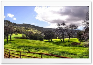 Spring Landscape HDR HD Wide Wallpaper for Widescreen