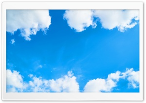 Spring Sky HD Wide Wallpaper for Widescreen