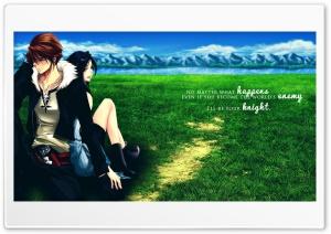 Squall  Rinoa Ultra HD Wallpaper for 4K UHD Widescreen desktop, tablet & smartphone