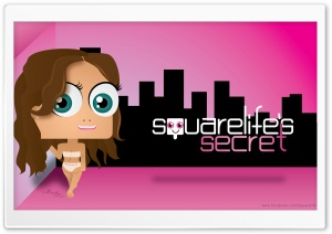 Squarelife's Secret HD Wide Wallpaper for Widescreen