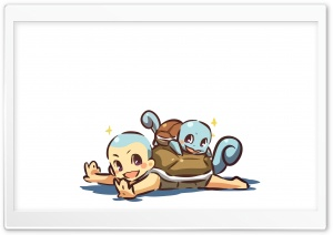 Squirtle Pokemon HD Wide Wallpaper for Widescreen