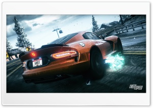 SRT Viper TA Need For Speed Rivals HD Wide Wallpaper for Widescreen
