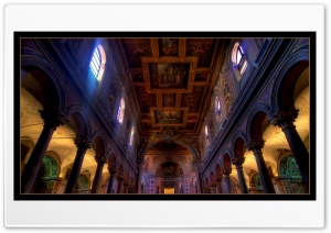 St Bartholomew Church Ultra HD Wallpaper for 4K UHD Widescreen desktop, tablet & smartphone
