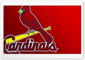 St Louis Cardinals Logo Ultra HD Wallpaper for 4K UHD Widescreen desktop, tablet & smartphone