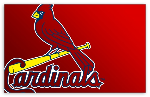 download st louis cardinals logo hd wallpaper
