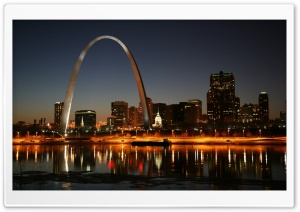 St Louis, Missouri HD Wide Wallpaper for Widescreen