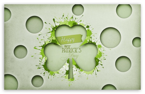 St.Patricks Day HD wallpaper for Standard 4:3 5:4 Fullscreen UXGA XGA SVGA QSXGA SXGA ; Wide 16:10 5:3 Widescreen WHXGA WQXGA WUXGA WXGA WGA ; HD 16:9 High Definition WQHD QWXGA 1080p 900p 720p QHD nHD ; Other 3:2 DVGA HVGA HQVGA devices ( Apple PowerBook G4 iPhone 4 3G 3GS iPod Touch ) ; Mobile VGA WVGA iPhone iPad PSP Phone - VGA QVGA Smartphone ( PocketPC GPS iPod Zune BlackBerry HTC Samsung LG Nokia Eten Asus ) WVGA WQVGA Smartphone ( HTC Samsung Sony Ericsson LG Vertu MIO ) HVGA Smartphone ( Apple iPhone iPod BlackBerry HTC Samsung Nokia ) Sony PSP Zune HD Zen ; Tablet 2 ;