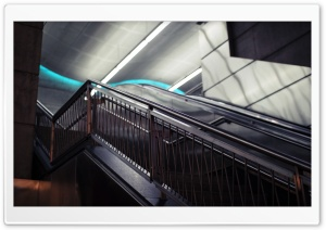 Stairs HD Wide Wallpaper for Widescreen