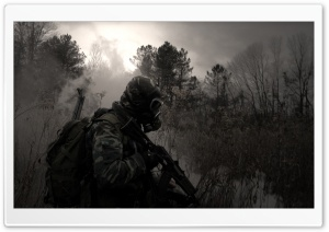 Stalker HD Wide Wallpaper for Widescreen