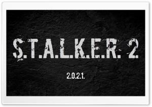 Stalker 2 2021 Video Game Ultra HD Wallpaper for 4K UHD Widescreen desktop, tablet & smartphone