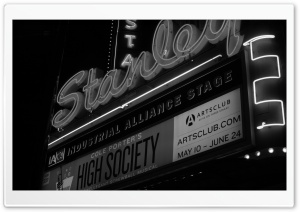 Stanley Theatre Vancouver HD Wide Wallpaper for Widescreen