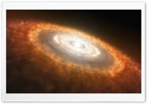 Star Birth HD Wide Wallpaper for Widescreen