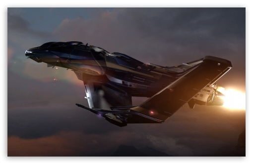 Star Citizen Wallpaper 1080p: Star Citizen Aurora 300R 4K HD Desktop Wallpaper For 4K