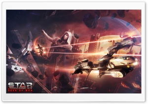 Star Conflict HD Wide Wallpaper for Widescreen