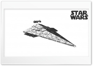 Star Destroyer HD Wide Wallpaper for Widescreen