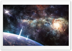 Star Horizon HD Wide Wallpaper for Widescreen