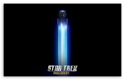 Star Trek Discovery Ultra Hd Desktop Background Wallpaper