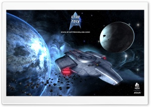 Star Trek Game HD Wide Wallpaper for 4K UHD Widescreen desktop & smartphone