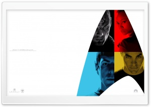 Star Trek Hura Kirk Nero Spock HD Wide Wallpaper for Widescreen