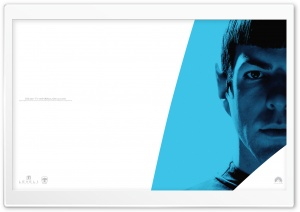 Star Trek Spock HD Wide Wallpaper for Widescreen