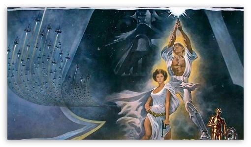 Star Wars Ultra Hd Desktop Background Wallpaper For 4k Uhd Tv