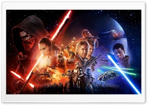 Star Wars 7 Ultra HD Wallpaper for 4K UHD Widescreen desktop, tablet & smartphone