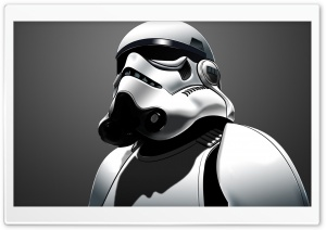 Star Wars - Storm Trooper HD Wide Wallpaper for Widescreen