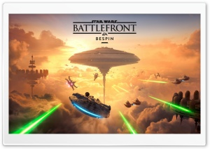 Star Wars Battlefront Bespin DLC HD Wide Wallpaper for Widescreen