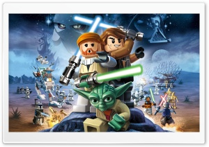 Star Wars Lego HD Wide Wallpaper for Widescreen