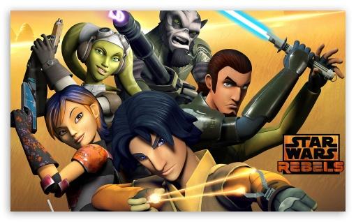 Star Wars Rebels Crew ❤ 4K UHD Wallpaper for Wide 5:3 Widescreen WGA ; 4K UHD 16:9 Ultra High Definition 2160p 1440p 1080p 900p 720p ; Mobile 5:3 16:9 - WGA 2160p 1440p 1080p 900p 720p ;