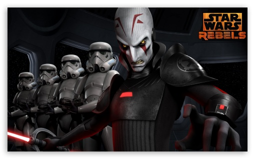 Star Wars Rebels Inquisitor Ultra Hd Desktop Background Wallpaper For 4k Uhd Tv Widescreen Ultrawide Desktop Laptop Tablet Smartphone