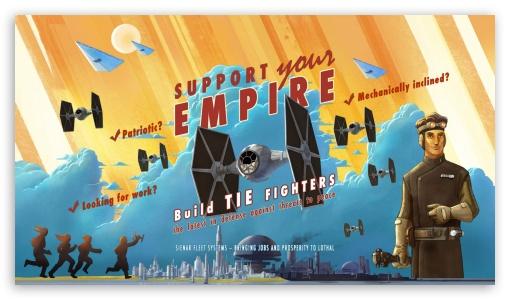 Star Wars Rebels Propaganda Poster Ultra Hd Desktop Background Wallpaper For 4k Uhd Tv