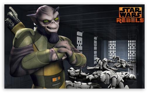 Star Wars Rebels Zeb ❤ 4K UHD Wallpaper for Wide 5:3 Widescreen WGA ; 4K UHD 16:9 Ultra High Definition 2160p 1440p 1080p 900p 720p ; Mobile 5:3 16:9 - WGA 2160p 1440p 1080p 900p 720p ;