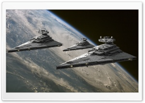 Star Wars Ships HD Wide Wallpaper for Widescreen