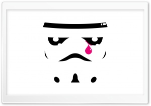 Star Wars Stormtrooper Tear HD Wide Wallpaper for 4K UHD Widescreen desktop & smartphone