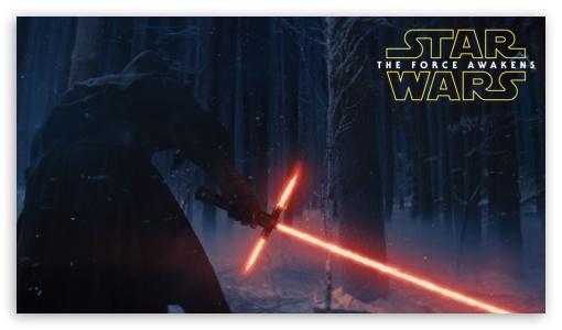 Star Wars The Force Awakens Kylo Ultra Hd Desktop Background Wallpaper For 4k Uhd Tv