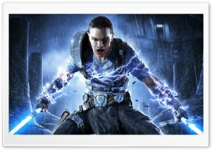 Star Wars The Force Unleashed HD Wide Wallpaper for Widescreen