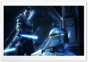 Star Wars The Force Unleashed 2 HD Wide Wallpaper for Widescreen