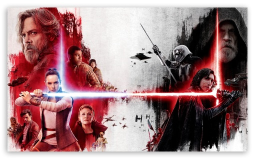Star Wars The Last Jedi Ultra Hd Desktop Background Wallpaper For 4k Uhd Tv Widescreen Ultrawide Desktop Laptop Tablet Smartphone