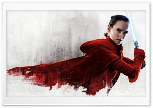Star Wars The Last Jedi HD Wide Wallpaper for 4K UHD Widescreen desktop & smartphone