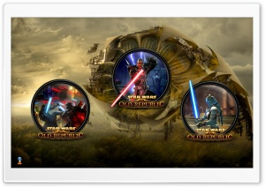 Star-Wars-The-Old-Republic Ultra HD Wallpaper for 4K UHD Widescreen desktop, tablet & smartphone