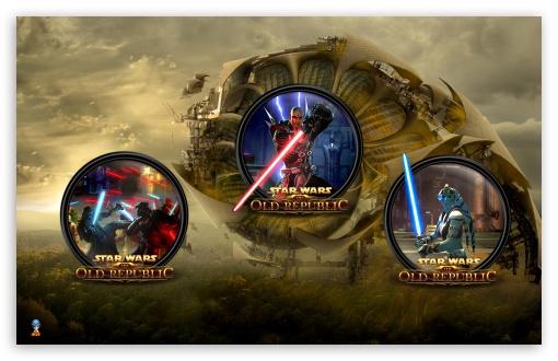 Star Wars Ultrawide Wallpaper: Star-Wars-The-Old-Republic 4K HD Desktop Wallpaper For