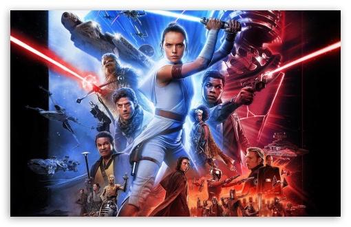 Star Wars The Rise Of Skywalker Ultra Hd Desktop Background Wallpaper For Widescreen Ultrawide Desktop Laptop Multi Display Dual Monitor Tablet Smartphone