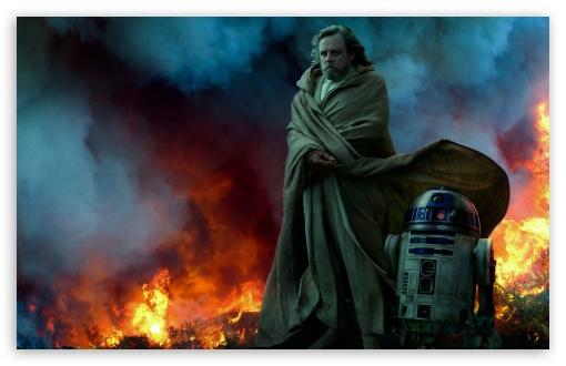 Star Wars The Rise Of Skywalker Ghost Luke And R2 Ultra Hd Desktop Background Wallpaper For 4k Uhd Tv Widescreen Ultrawide Desktop Laptop Tablet Smartphone