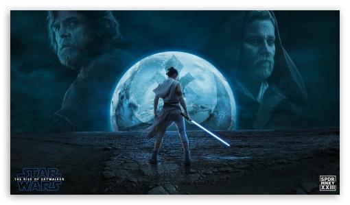 Star Wars The Rise Of Skywalker Movie Ultra Hd Desktop Background Wallpaper For 4k Uhd Tv Tablet Smartphone