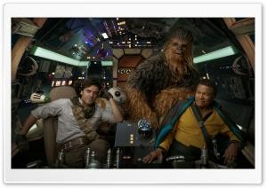 Star Wars The Rise of Skywalker Poe, Chewbacca, Lando Ultra HD Wallpaper for 4K UHD Widescreen desktop, tablet & smartphone
