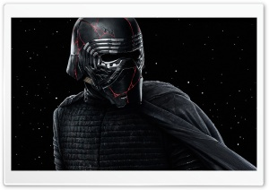 Star Wars The Rise Of Skywalker Supreme Leader Kylo Ren Force Rage Mask Ultra HD Wallpaper for 4K UHD Widescreen desktop, tablet & smartphone