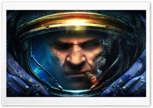 Starcraft HD Wide Wallpaper for Widescreen