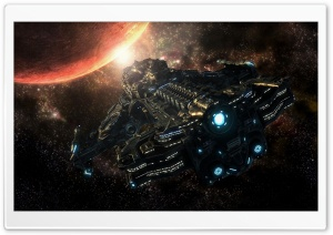 Starcraft 2 Game HD Wide Wallpaper for Widescreen